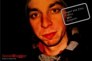 Postcard Socialblogger