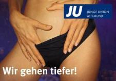 Kursorischer Überlbick über Wahlwerbung bei einestages - hier am Beispiel der Jungen Union in Wittmund